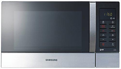 Samsung GE89MST-1XEG Grill-Mikrowelle 1.200 W schwarz / silber, 23 l