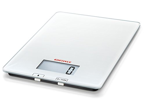 Soehnle 65118 Digitale Küchenwaage Purista