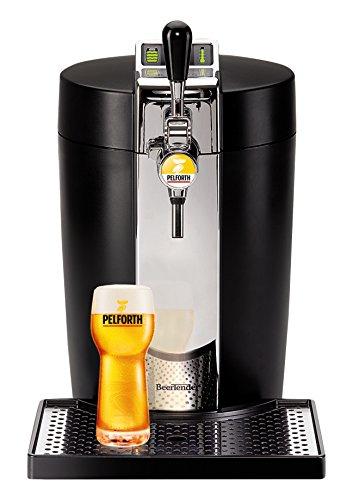 Krups vb700800Beertender Maschine Bierglas Thermoplast, schwarz