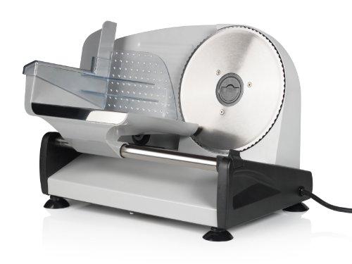Brot- und Fleischschneider, EM-2099 – Tristar Allesschneider – mit einstellbarer Schnittstärke 0-15 mm
