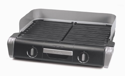 Tefal TG 8000 BBQ Family Elektrogrill 2400 Watt