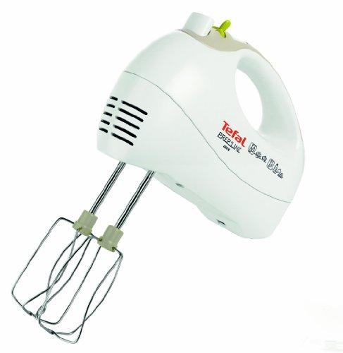 Tefal HT4101 Handmixer 450 Watt weiß/grau
