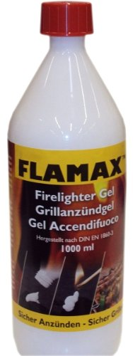FLAMAX 18201 Anzündgel, transparent