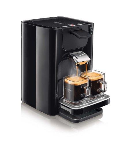 Philips HD7866/61Senseo Quadrante Maschine zu Messskala, 1,2 L, 220 Volt schwarz