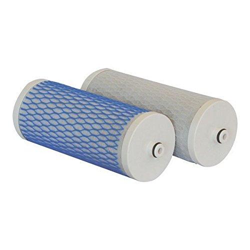 Einfache Installation! … Weiß – Aquasana Ersatzfilter für Auftisch Wasserfilter AQ4035