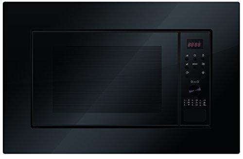 Amica EMW 13170 S Mikrowelle / 900 W / 20 L Garraum / 9 Automatikprogramme / schwarz