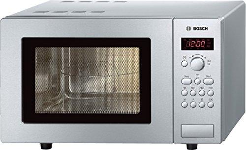 Bosch HMT75G451 Serie 4 Mikrowelle / 17 L / 800 W / silber