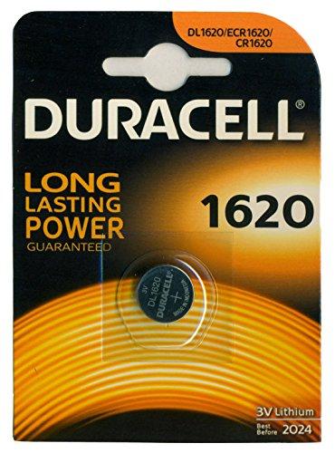 Duracell Knopfzellenbatterie CR1620