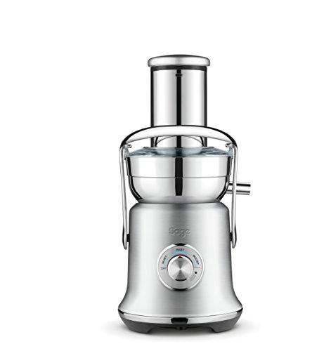 Sage Appliances SJE830 The Nutri Juicer Cold XL Entsafter, Gebürstetes Edelstahl