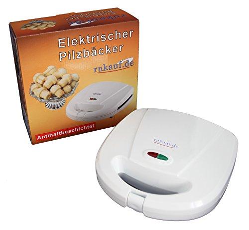 Elektrischer Pilzbäcker Pilzform-Bäcker Mushroom-Maker Gebäck