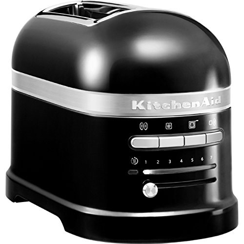 Kitchenaid 5KMT2204EOB Artisan -Toaster für 2 Scheiben, schwarz