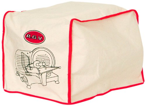 R.g.v. RGV 190/250Baumwolle Schneide Cover weiß/rot