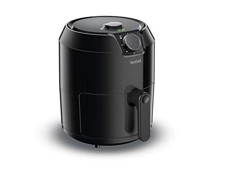 Tefal EY2018 Heißluft-Fritteuse ohne Öl, 1500 W, Schwarz