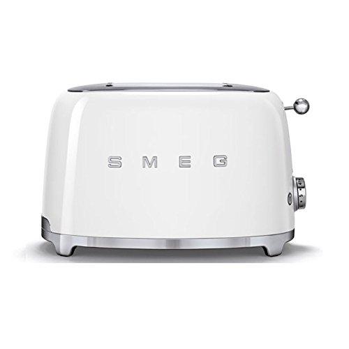 SMEG Toaster TSF01WHEU weiß