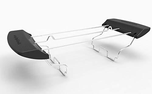 Morphy Richards 270001EE Universal-Brötchenaufsatz Toaster