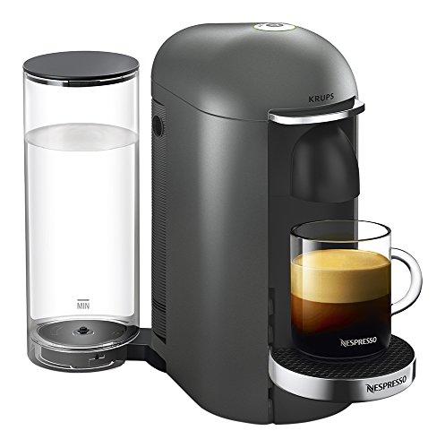 Krups Nespresso Vertuo titan Französische Version