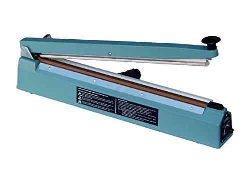 Rotek Impuls Balkenschweißgerät mit Schneidwerk für alle thermoplastischen Kunststofffolien, PM-FS-Serie