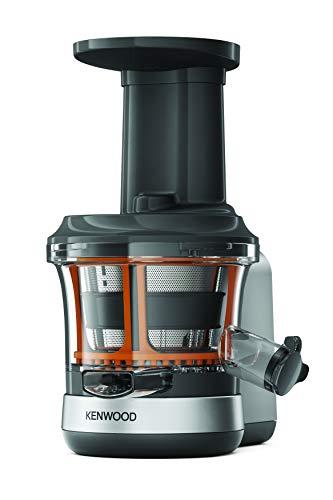 Kenwood KAX720PL Slow Juicer | Küchenmaschinen Zubehör | Geeignet für alle Chef und kMix Küchenmaschinen | 400ml Saftbehälter | Tropf Stopp