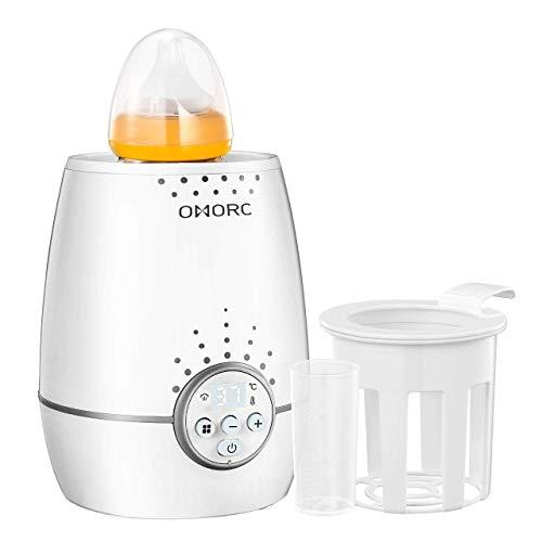 3-in-1 Babykost- und Fläschchenwärmer mit LED Display