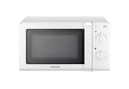 DAEWOO kog-6F27–Mikrowelle, 20Liter, mit Grill, weiß
