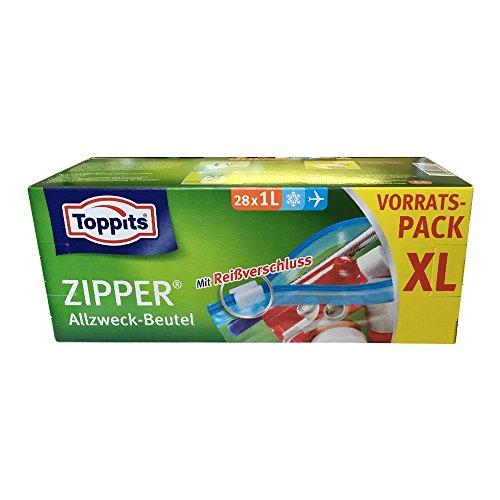 Toppits Zipper 8l
