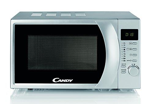Candy CMW2071DW Mikrowellenherd für Arbeitsflächen, 20 l, 700W, Silberfarben