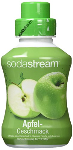 Sodastream Apfel, 2er Pack 2 x 500ml Flasche