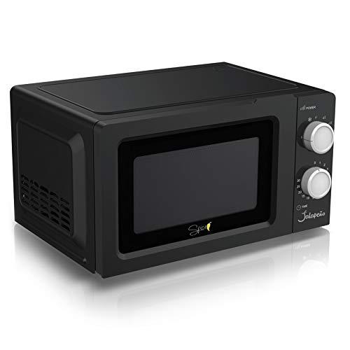 Spice Jalapeno Dark Ofen Microwave 20 Liter schnelles Auftauen