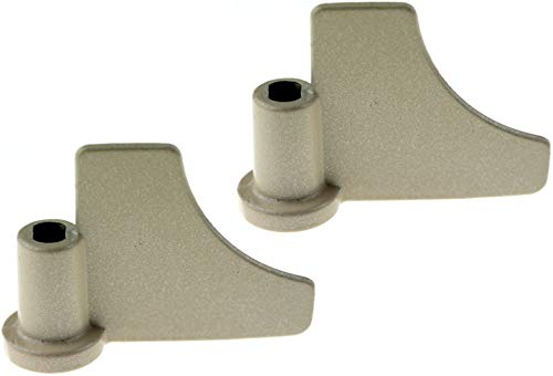 2x Knethaken Rührhaken für Silvercrest SBB 50 / SBB 850 A1/B1/B2/D1 Brotbackautomaten