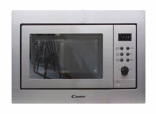 Candy MIC 211EX Mikrowelle mit Grill, 800W, 20liters, grau