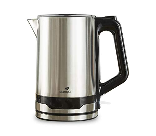 Senya SYBF-K037 Smart Kettle, 2200, Stainless Steel, 1.7 liters, edelstahl