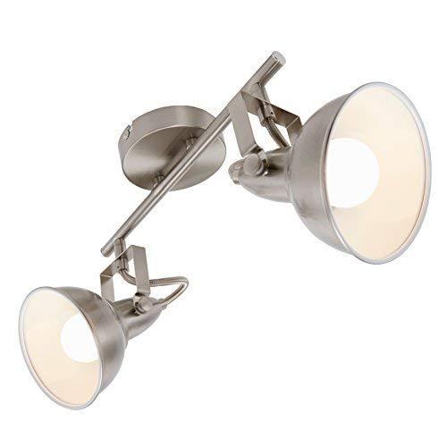 Top 10 Deckenlampe Silber retro – Deckenspots