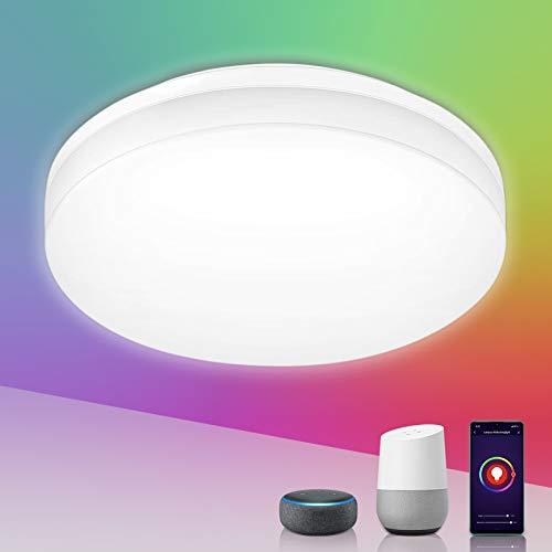 Top 10 WLAN Deckenlampe Alexa – Deckenleuchten