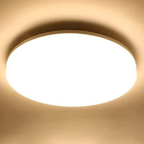 Top 10 Design LED Deckenleuchte Warmweiss – Deckenleuchten