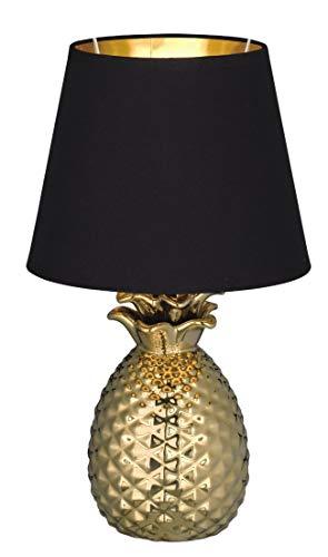 Top 9 Bild gold Schwarz – Tischlampen