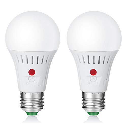 Top 10 E27 mit Bewegungsmelder und Lichtsensor – LED Lampen