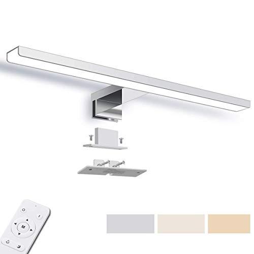 Top 10 Spiegelbeleuchtung Bad mit Schalter – Spiegellampen für das Bad