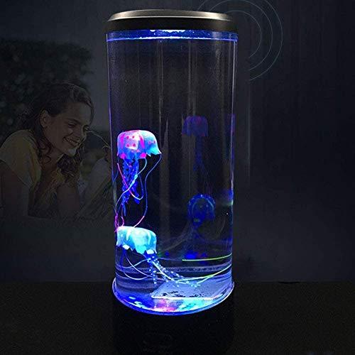 Top 10 Künstliche Quallen für Aquarium – Nachtlichter & Schlummerleuchten für Kinder