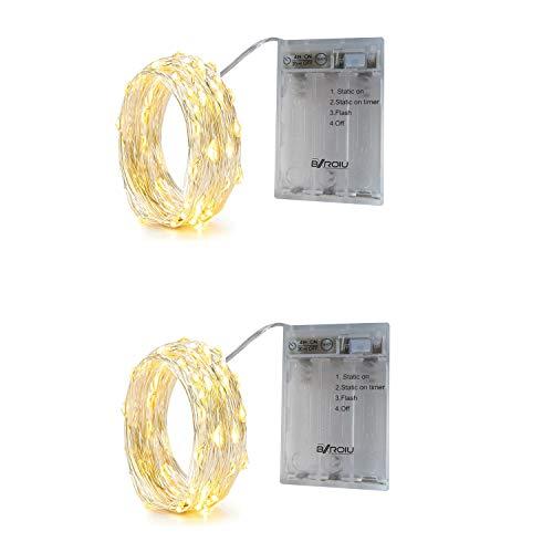 Top 10 Batteriefach AA 2x – Lichterketten für Innen