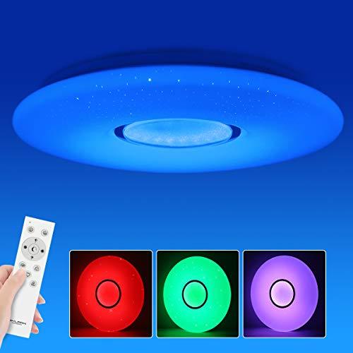 Top 10 Deckenlampe Farbwechsel Fernbedienung – Deckenleuchten