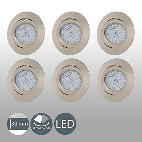 Top 10 Prisma Leuchten LED – Einbauleuchten
