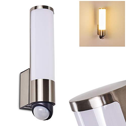 Top 10 Moderne Außenlampe Weiss mit Edelstahl – Außenwandleuchten
