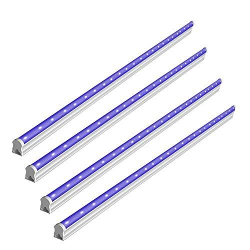 Top 8 Schwarzlicht Leuchtstoffröhre – UV-Lampen