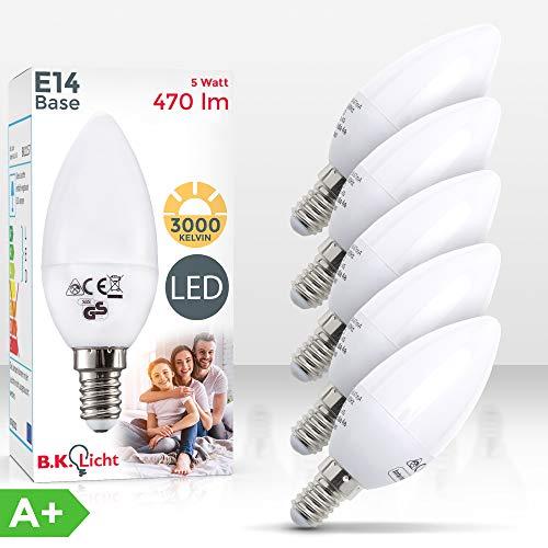 Top 10 E14 Fassung LED – LED Lampen