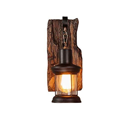 Top 10 Wandlampen Rustikal Holz Glas – Wandleuchten