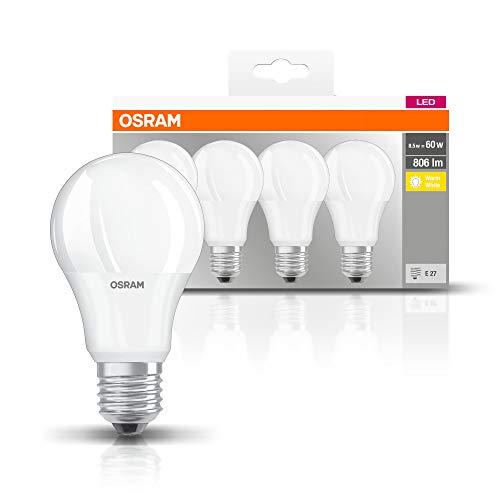 Top 10 LED e27 warmweiss 60W matt – LED Lampen