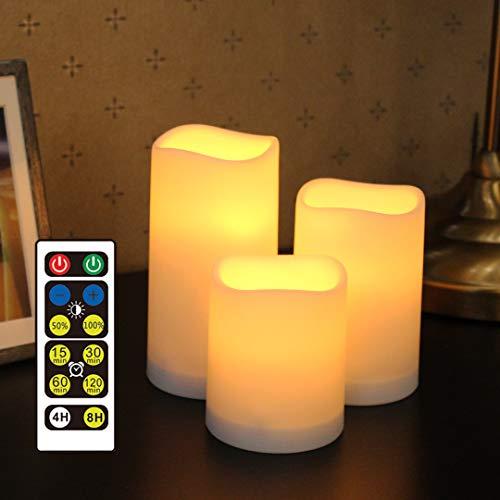 Top 10 Batterien für LED Kerzen – LED Kerzen