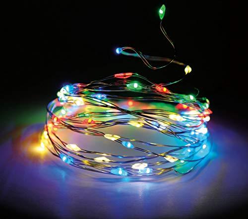 Top 10 Draht Lichterkette 40 LED – Lichterketten für Innen