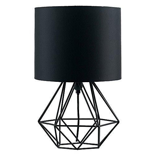Top 10 Nachttischlampe Schwarz Metall – Tischlampen