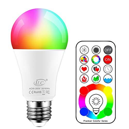 Top 10 LED Lampe Farbwechsel Fernbedienung – Farbige Leuchtmittel